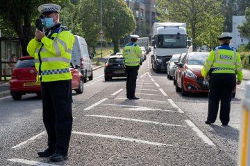 279 arrests made in summer crackdown on drink and drug-drivers on Eastbourne Bournefree website
