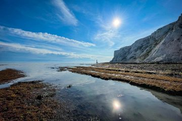 Beachy Head Lighthouse Walk 2021 passes off 'without any adverse incident' on Eastbourne Bournefree website