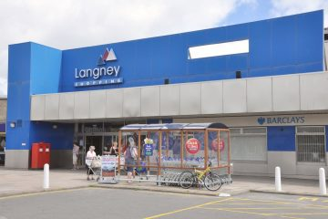 Eastbourne shopping centre 'recommends' you still wear a mask on Eastbourne Bournefree website, Langney Shopping Centre