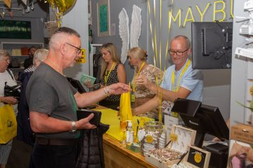 Maybugs opens in Eastbourne Town Centre today on Eastbourne Bournefree website