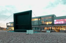 Free outdoor cinema is coming to Princes Park on Eastbourne Bournefree website