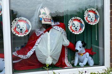 Polegate Scarecrows Community Fund moves into Willingdon on Eastbourrne Bournefree website