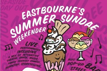 EASTBOURNE'S SUMMER SUNDAE WEEKENDER on Eastbourne Bournefree website