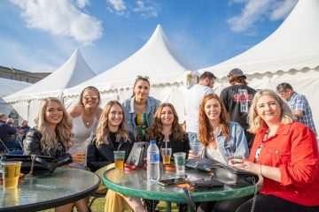 Celebrate the Summer with a Season of Outdoor Events in Eastbourne on Eastbourne Bournefree website