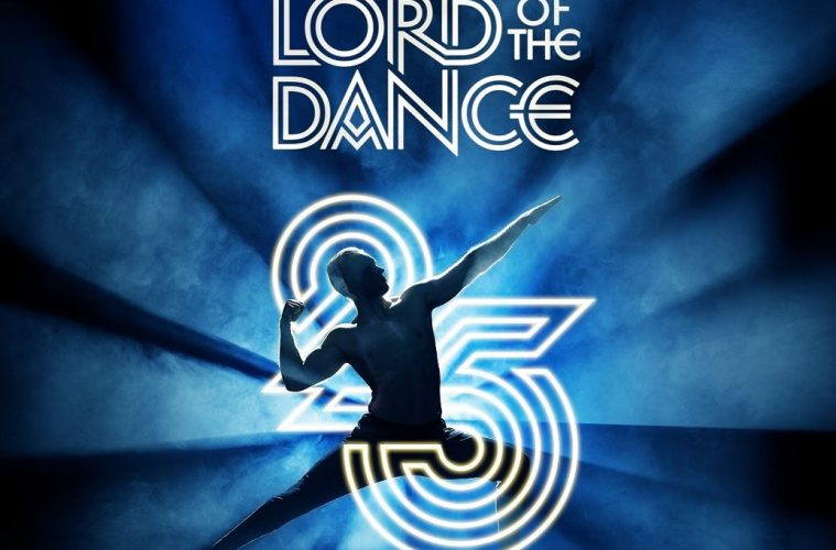 LORD OF THE DANCE - 25 YEARS OF STANDING OVATIONS - and coming to the Congress on Eastbourne Bournefree website