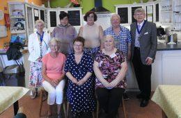 New cooks delight Eastbourne Mayor with 'tasty lunch' at Leaf Hall on Eastbourne Bournefree website