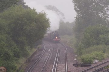 Did you spot the steam train in Eastbourne today? on Eastbourne Bournefree website