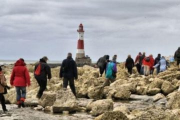 Sign up for Saturday's Beachy Head Lighthouse Challenge on Eastbourne Bournefree website