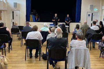 Police in Eastbourne crack down on drug-related harm on Eastbourne Bournefree website