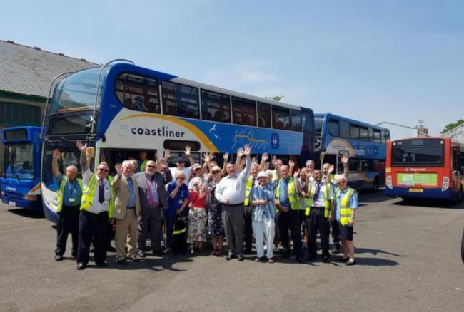 Stagecoach buses cancelled in Eastbourne due to driver shortage on Eastbourne Bournefree website