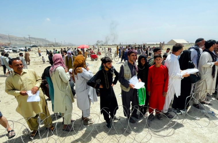 Should our people come first before we help Afghan refugees? on Eastbourne Bournefree website