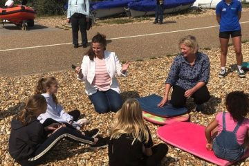 Children and Families Minister Vicky Ford visits Eastbourne today on EaStbourne Bournefree website