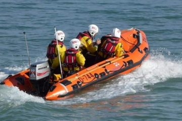 Eastbourne RNLI called out this morning to 'sensitive' incident on Eastbourne Bournefree website
