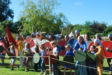 Experience life in Medieval Sussex at Michelham Priory House & Gardens on Eastbourne Bournefree website