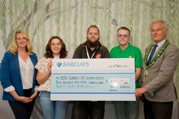 Polegate Scarecrow Festival raises £900 for SERV Sussex and St Wilfrid's Hospice on Eastbourne Bournefree magazine