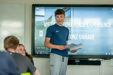 Virtual work experience gives students career insight on Eastbourne Bournefree website