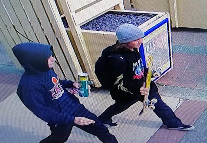 Name these thugs who vandalised Eastbourne Bandstand yesterday on Eastbourne Bournefree website