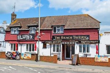 Have your say on the future of The Beach Tavern in Pevensey Bay on Eastbourne Bournefree website