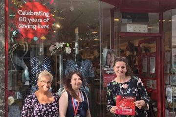 Eastbourne charity shop needs volunteers as it celebrates 60th birthday on Eastbourne Bournefree website