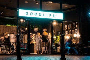 Goodlife Sovereign Harbour Launch Night 2021 - and it opens tomorrow on Eastbourne Bournefree website