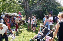 Tickets go on sale today for Herstmonceux Castle Medieval Weekend on eastbourne Bournefree website