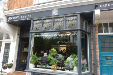 New cafe opens in Meads on Eastbourne Bournefree website