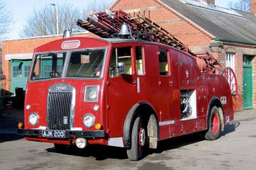 Unsung Heroes – Eastbourne's fire service 1823 -1974 on Eastbourne Bournefree website