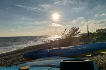 Take a walk on the wild side in Pevensey on Eastbourne Bournefree website
