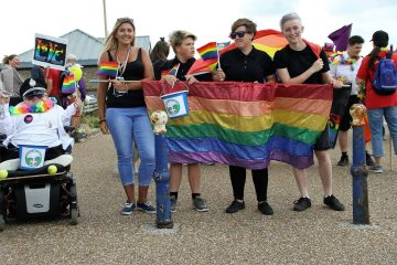 Eastbourne Pride: We're sorry about overzealous restrictions and security at the gate on Eastbourne Bournefree website