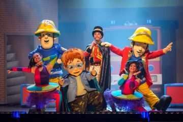 CHILDREN'S FAVOURITE FIREMAN SAM TAKES TO THE EASTBOURNE STAGE on Eastbourne Bournefree website