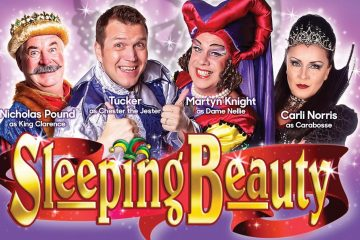 Panto is back at the Devonshire Park Theatre on Eastbourne Bournefree website