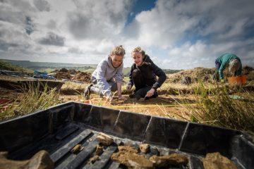 Heritage Eastbourne set for Second Community Excavation for 2021 in the Heart of Langney on Eastbourne Bournefree website