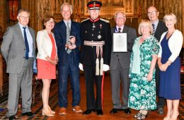 Eastbourne charity wins national honour on eastbourne Bournefree website