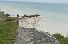 Belle Tout Lighthouse could be moved within decades on Eastbourne Bournefree website
