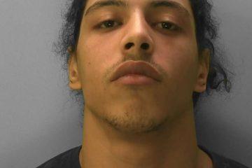 Reward for information leading to arrest of Eastbourne's Jay Georgiou on Eastbourne Bournefree website