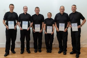 Police officers, staff and members of the public celebrated at East Sussex awards ceremony on Eastbourne Bournefree website