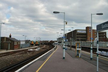 Eastbourne railway station named best in the country on Eastbourne Bournefree website
