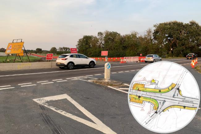 Highways England cancel road widening of A27 at Wilmington on Eastbourne Bournefree website