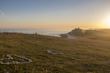 Beachy Head Signals the Autumn with New Twilight Festival on Eastbourne Bournefree website