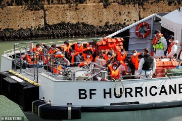 Body brought to Eastbourne as second migrant crossing English Channel in as many months on Eastbourne Bournefree website