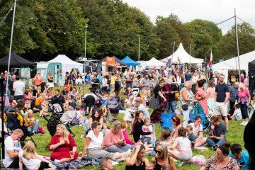 Eastbourne Vintage Festival 2021 was a massive success on Eastbourne Bournefree website