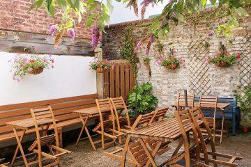 Eastbourne's Skylark Cafe Restaurant Grand Finalist in top awards on Eastbourne Bournefree website