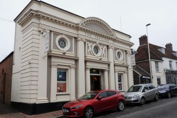 Hailsham Cinema named one of the country's best cinemas on Eastbourne Bournefree website