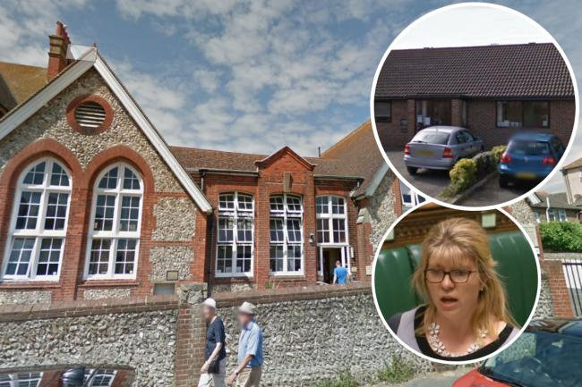 Old School Surgery and Alfriston Surgery, opening services on Eastbourne Bournefree website