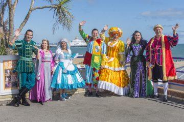 Eastbourne's Devonshire Park Pantomime Launched on Eastbourne Bournefree website