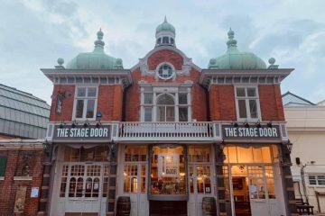 Events Resume at Eastbourne's Stage Door Pub on Eastbourne Bournefree website