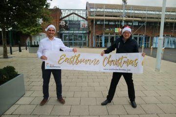 Tickets go on sale in three days for Eastbourne's Christmas Ice Rink on Eastbourne Bournefree website