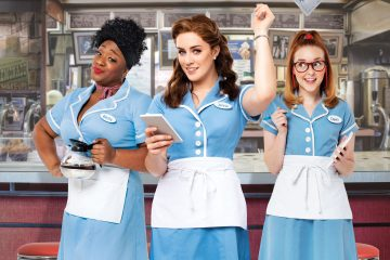 Congress Theatre hosts first UK tour ofsmash-hit musical comedy Waitress on Eastbourne Bournefree website