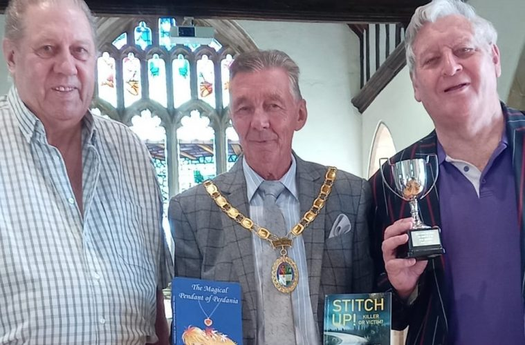 TONY WINS WEALDEN WRITERS SHORT STORY COMPETITION on Eastbourne Bournefree website