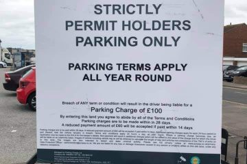 New crisis for Beatty Road shops in pay to park row on eastbourne Bournefree website